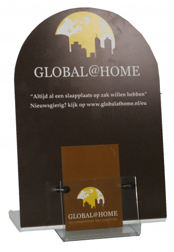 Folderstandaard Global @ Home